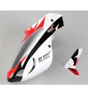Blade BLH3218 mSR X -Capottina rossa + deriva