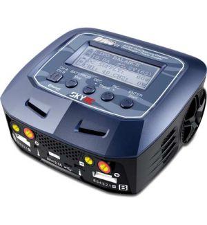 SkyRC D100 V2 2x100W 12/220V 1-6S Caricabatterie
