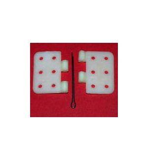 Olympic Cerniere nylon maxi SMONTABILE 10 pz.