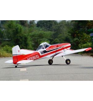 VQ Model Cessna 188 (rosso-bianco) / 1920mm Aeromodello riproduzione
