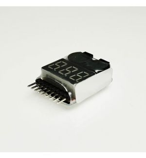 Jonathan LOW VOLTAGE BUZZER 2-8S LIPO´S