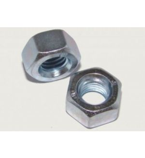 aXes M6 hexagon nuts (10pcs)