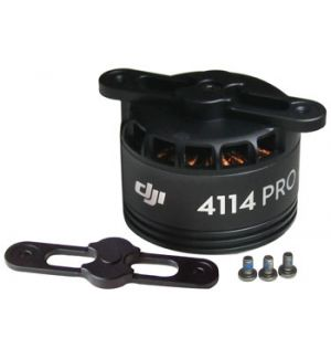 DJI S1000 Premium 4114 Motor with black Prop cover
