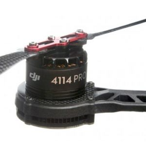 DJI S800 EVO Part.4 motore 4114 PRO (supp. pale rosso)