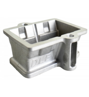 DLE DLE-130 Carburetor heat block - part 11