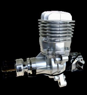 DLE DLE-65 cc Motore a scoppio 2T BENZINA