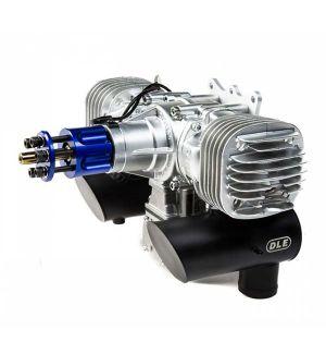 DLE DLE-130 cc bicilindrico Motore a scoppio 2T BENZINA