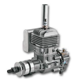 DLE DLE-20 cc Motore a scoppio 2T BENZINA