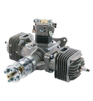 DLE DLE-60 cc bicilindrico Motore a scoppio 2T BENZINA