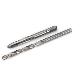 Dubro Filiera maschio metrico M4 + punta per forare
