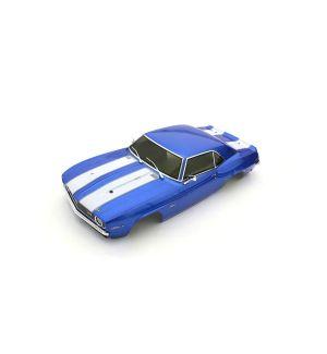 Kyosho Carrozzeria Fazer 1:10 Chevrolet Camaro z28 1969 blu - FAB704BL