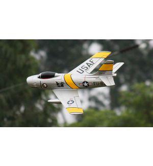 Freewing F86 + servi, motore e regolatore + 2 batterie FullPower 1800 mAh