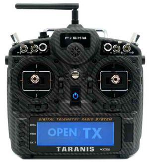 FrSKY X9D PLUS Taranis 2019 Special Edition ACCESS - Carbon Mode 2-4 solo TX Radiocomando