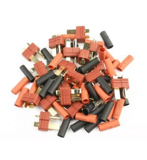 FullPower T-plug male connector 20 pcs