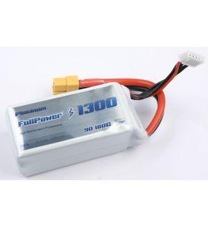 FullPower Batteria Lipo 4S 1300 mAh 90C PLATINUM - XT60