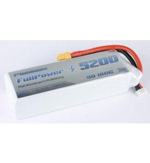 FullPower Batteria Lipo 4S 5200 mAh 90C PLATINUM - XT60