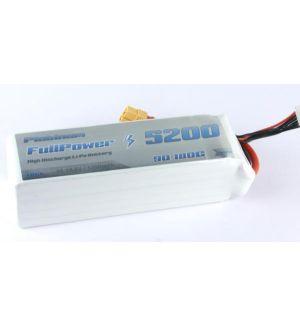 FullPower Batteria Lipo 5S 5200 mAh 90C PLATINUM - XT90