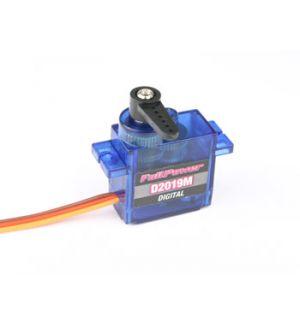 FullPower D2019M - 1,9 (6,0V)-0,08 (6,0V) Servocomando micro