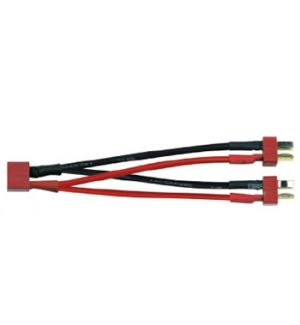 FullPower Parallel harness for two batteries- Deans