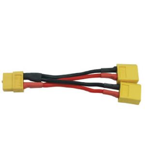 FullPower Parallel harness for two batteries- XT-60