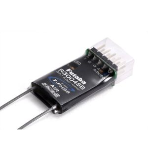 Futaba R3004SB 2.4Ghz telemetry light Ricevente