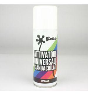 Geko Attivatore universale per ciano 200 ml
