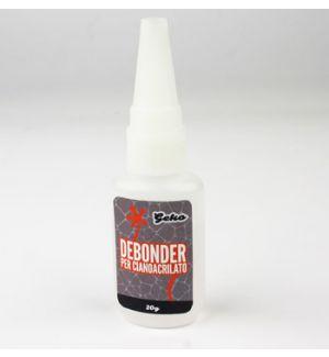 Geko Debonder per ciano 20g (solvente)