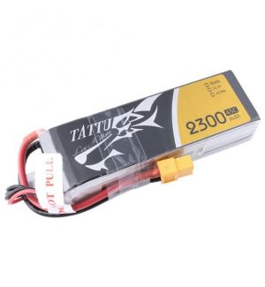 Tattu by Gens ACE Batteria Lipo 3S 2300 mAh 45C - XT60