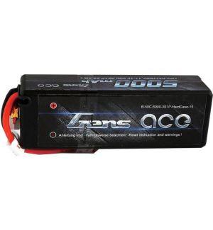 Gens ACE Batteria Lipo 3S 5000 mAh 50C - DEANS Hard Case