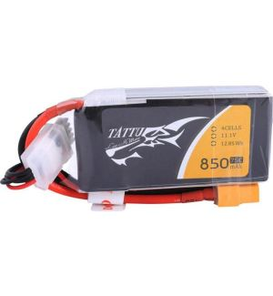 Tattu by Gens ACE Batteria Lipo 4S 850 mAh 75C - XT60