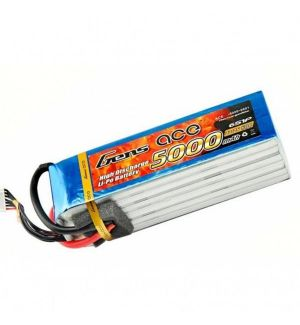 Gens ACE Batteria Lipo 6S 5000 mAh 60C - EC5