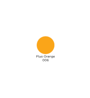 RC Colours Styro Spray 150 ml arancio fluorescente 006