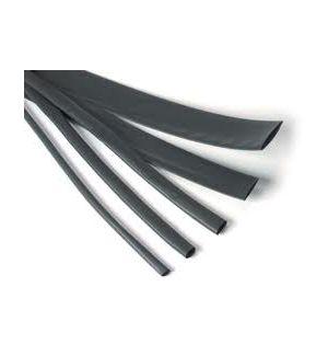 Robbe Guaina termoretraibile nera 4 mm x 100 cm
