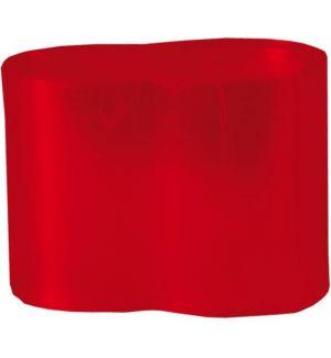 Jonathan Guaina termoretraibile rossa trasparente 69 mm x 100 cm