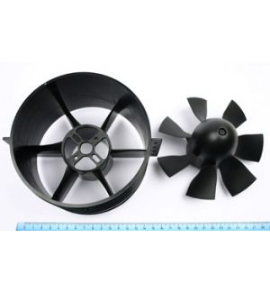 Haoye ElectricDucted Fan Units(without/motor) 127mm