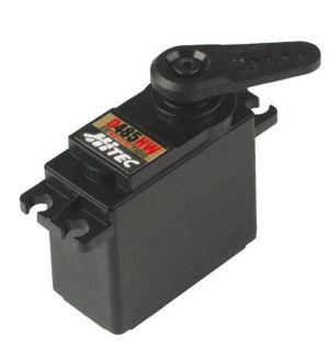 Hitec D485HW (6,0-7,4V) - 7,5 (7,4V)-0,15 (7,4V) Servocomando standard