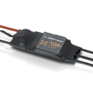 HobbyWing XROTORESC 10A WIRE LEADED multirotor