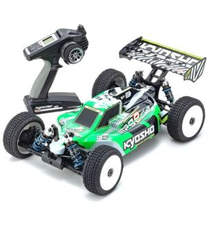 Kyosho Inferno MP9e EVO V2 1:8 RC Brushless EP Readyset Automodello Elettrico