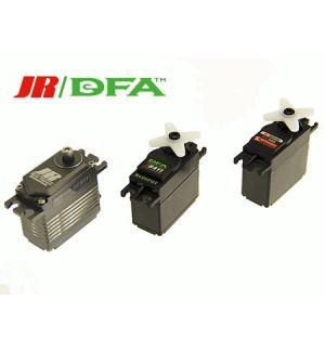 JR/DFA Servocomandi JR/DFA