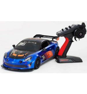 Kyosho Kyosho Fazer MK2 Alpine GT4 1:10 Readyset Automodello elettrico