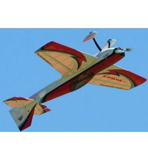 Precision Aerobatics Fusoliera rossa Katana MD