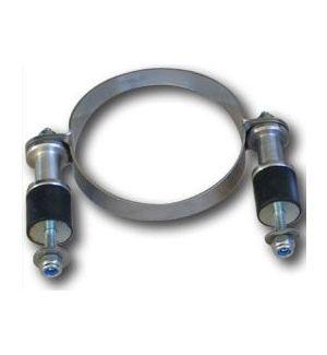 KS Supporto per marmitte diametro est. 90 mm