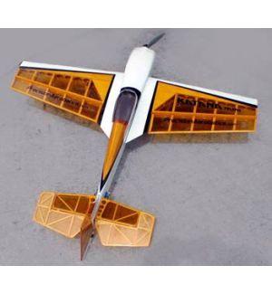 Precision Aerobatics Fusoliera gialla Mini Katana