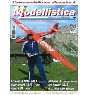 Modellistica Rivista Novembre 2013