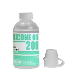 Kyosho Olio siliconico 2000 cps Compound 40ml