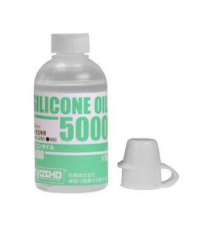 Kyosho Olio siliconico 5000 cps Compound 40ml