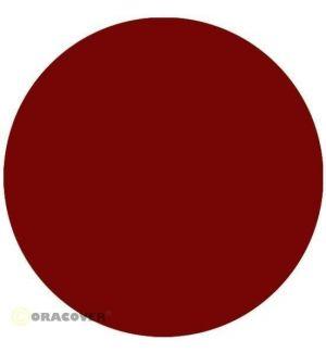 Oracover Oratrim rosso 020 9,5 cm x 2 m