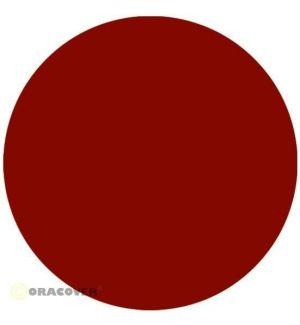 Oracover ORASTICK rosso ferrari 023 2 mt autoadesivo