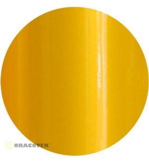 Oracover Oratrim giallo oro perla 037 9,5 cm x 2 m