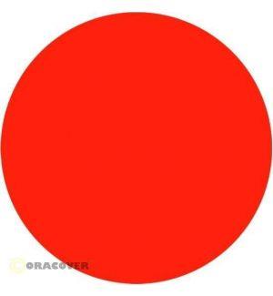 Oracover arancione fluorescente, 064 2 mt.